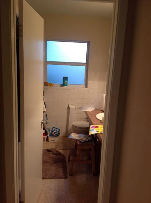 Out Swing Bathroom Door
