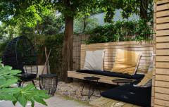 Avant/Après : Petit jardin urbain en longueur cherche intimité