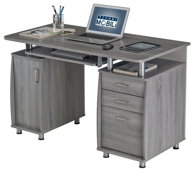 Rta Products L Techni Mobili Complete Workstation