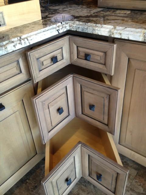 Cool Cabinet Features & Cool Cabinet Features - Phoenix - by Huntu0027s Kitchen Design