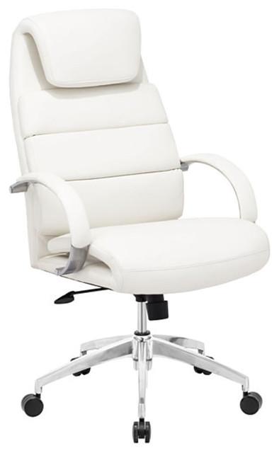 Zuo Modern Lider Comfort Office Chair White