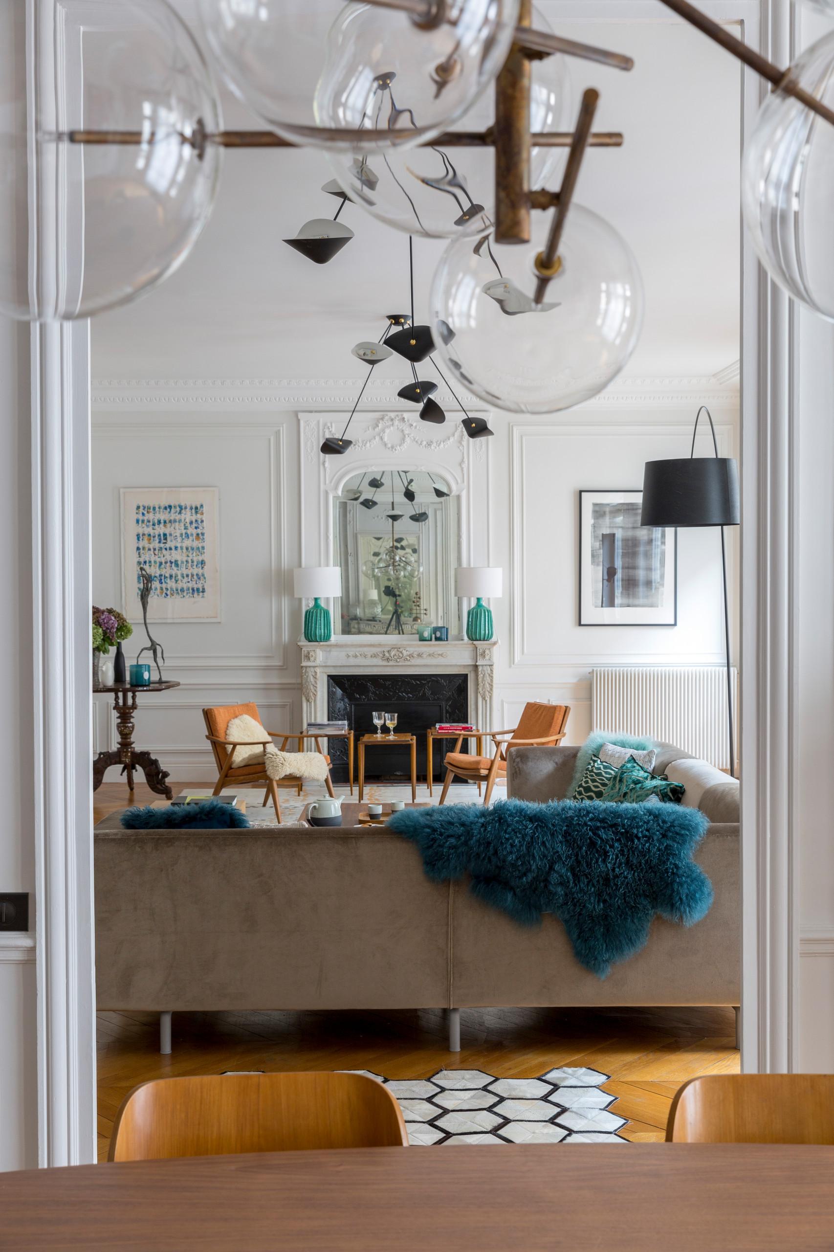 Appartement Greuze 235m2 à Paris 16ème