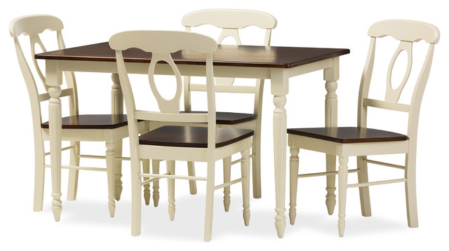 Napoleon French Country Cottage 5 Piece Dining Set