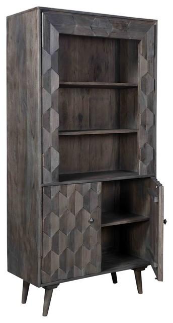 Onyx Bookcase.