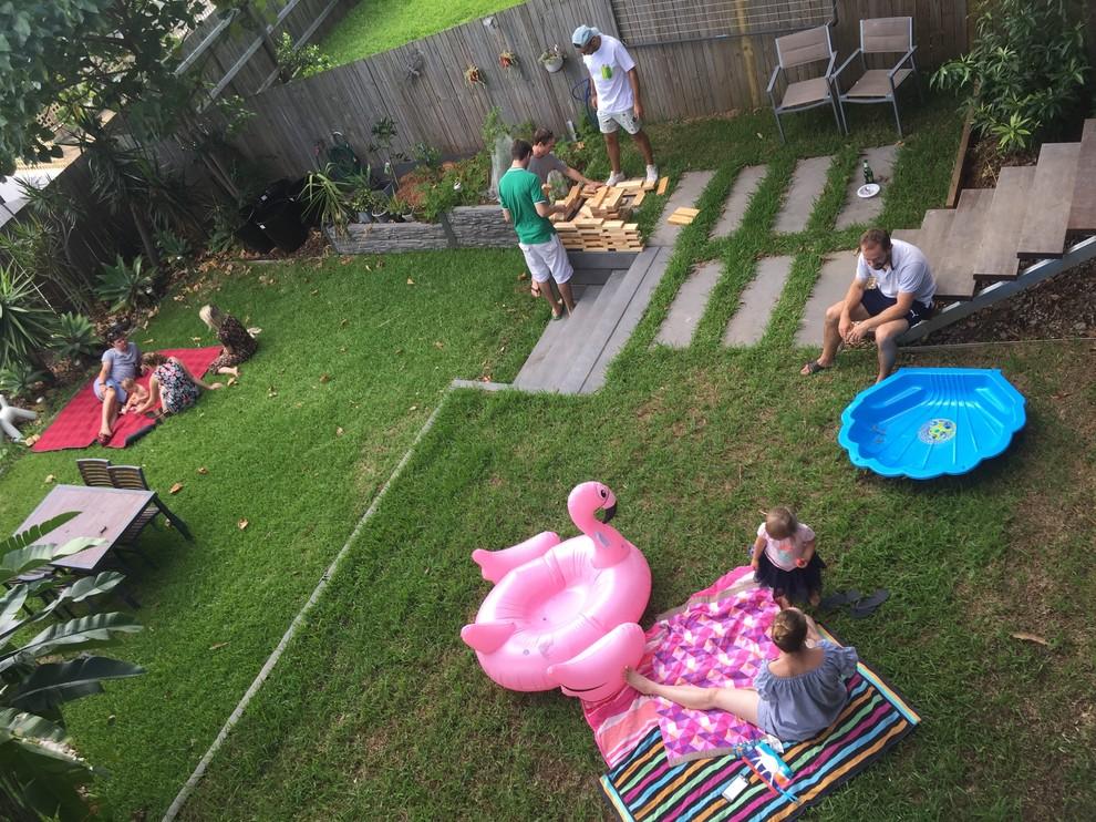 AFTER: Backyard