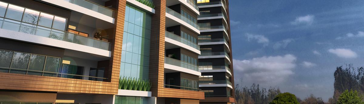 214 H K Residential Building Facade Design