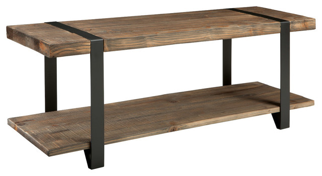 Pleasant Modesto Reclaimed Wood Entryway Bench Rustic Natural Gmtry Best Dining Table And Chair Ideas Images Gmtryco