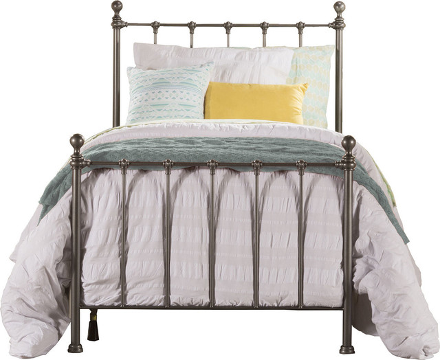 Molly Bed Set, Bed Frame Included, Twin.
