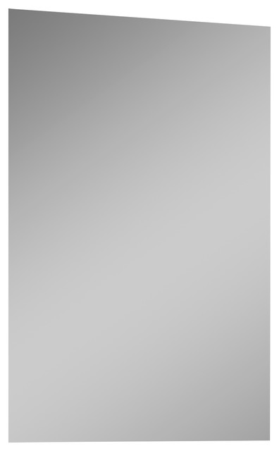 Dawn Frameless Mirror - Contemporary - Bathroom Mirrors - by DAWN