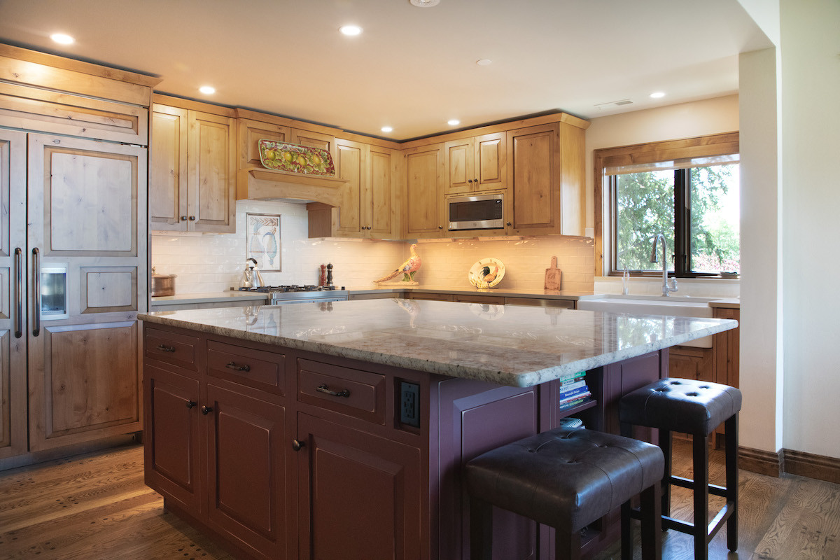 Kitchen Remodel - Plato Woodwork Cabients