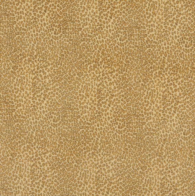 E403 Cheetah Animal Print Microfiber Fabric