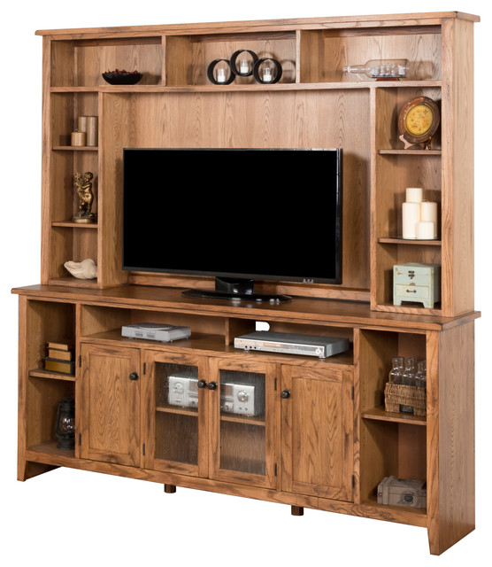 Sunny Designs Sedona Entertainment Wall View In Your