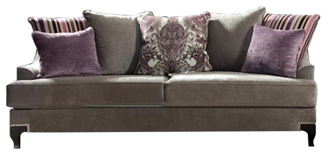 Smart Looking Sofa Vintage Taupe