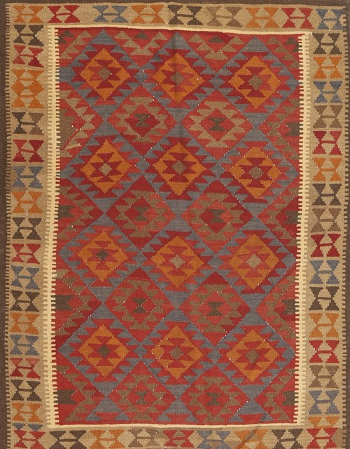 """Traditional 2728 Area Rug, 5'0""""x7'0"""""""