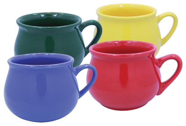Coffee, Cappuccino, Latte Set.