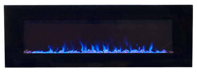 Tremendous Northwest Led Fire And Ice Electric Fireplace With Remote 36 54 Home Interior And Landscaping Sapresignezvosmurscom