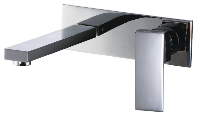 Dawn® Wall Mounted Single-lever Concealed Washbasin Mixer, Chrome
