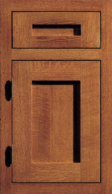 Dura Supreme Cabinetry Craftsman Panel Cabinet Door Style traditional ...
