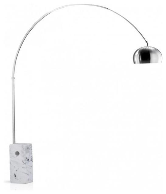Karl Arco Style Floor Lamp