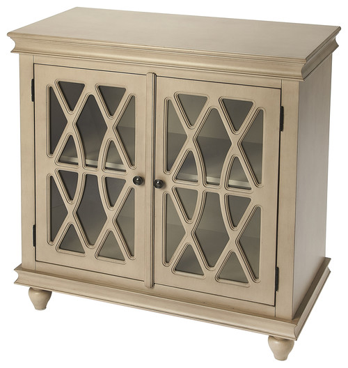 Lansing 2 Door Accent Cabinet