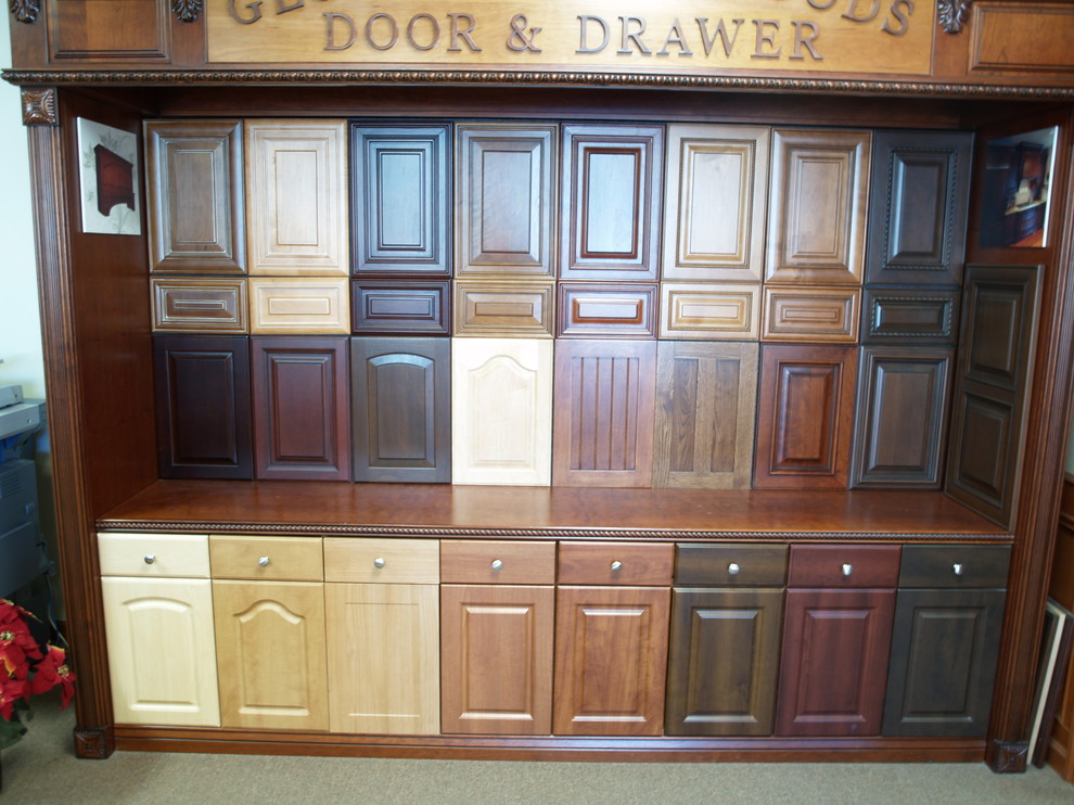 This is but a few of many door and draw styles avable