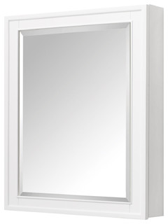 Avanity Madison Mirrored Surface-Mount Medicine Cabinet - Contemporary - Medicine Cabinets - by ...