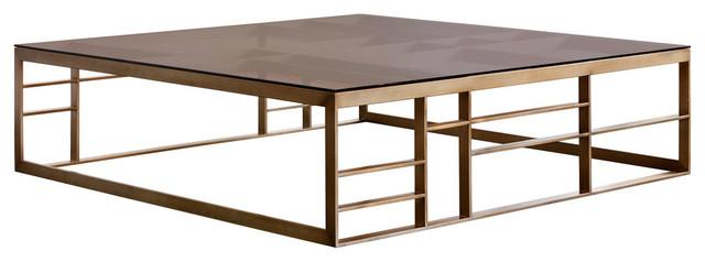 Joanna Square Coffee Table