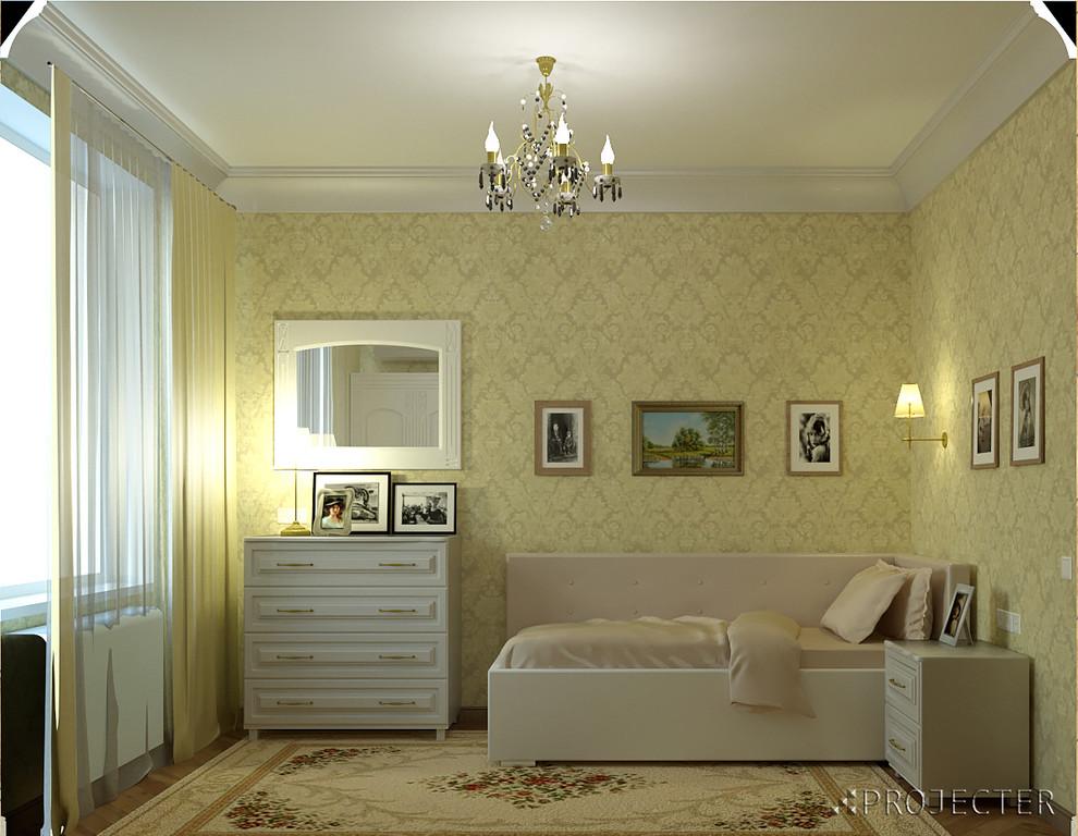 Спальня для бабушки