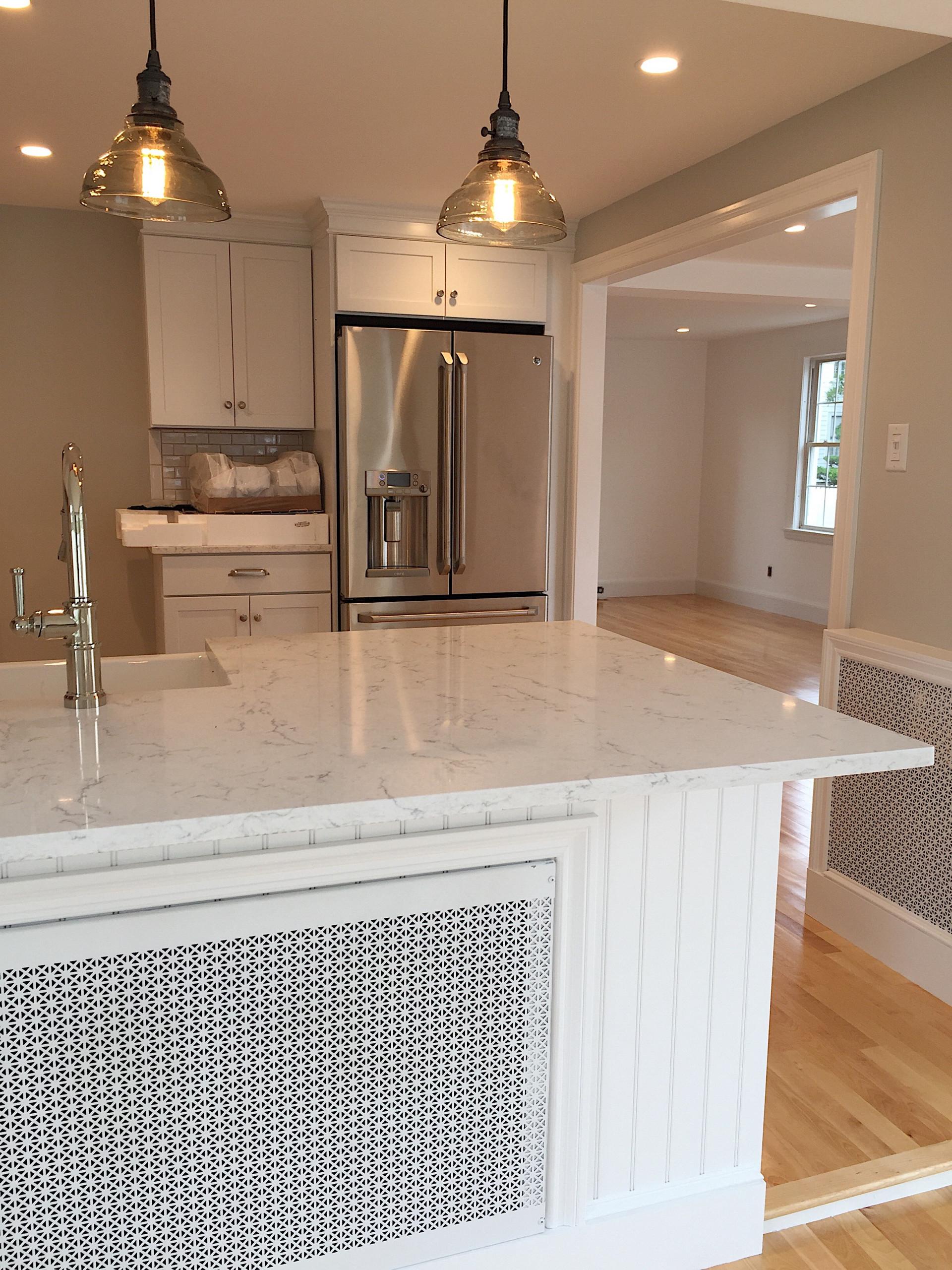 white kitchen photo