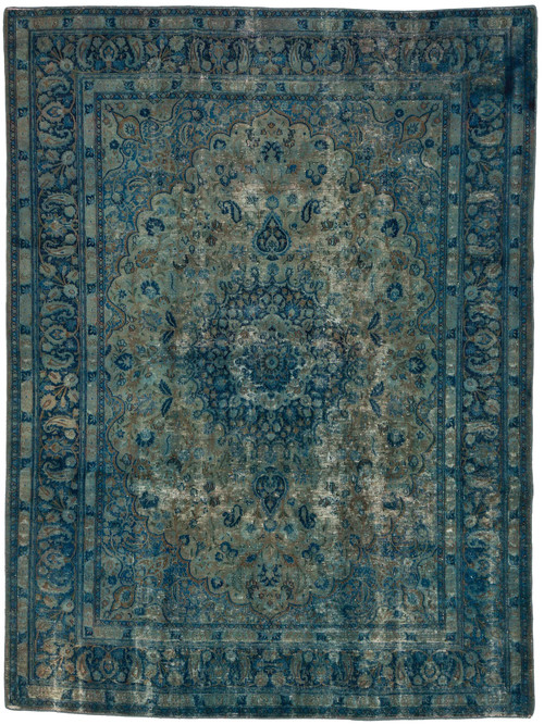 Do You Like Vintage Distressed Oriental Rugs Yes Or No