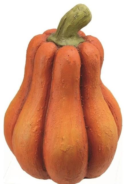 """12"""" Fall Harvest Pumpkin Thanksgiving Or Halloween Decor."""
