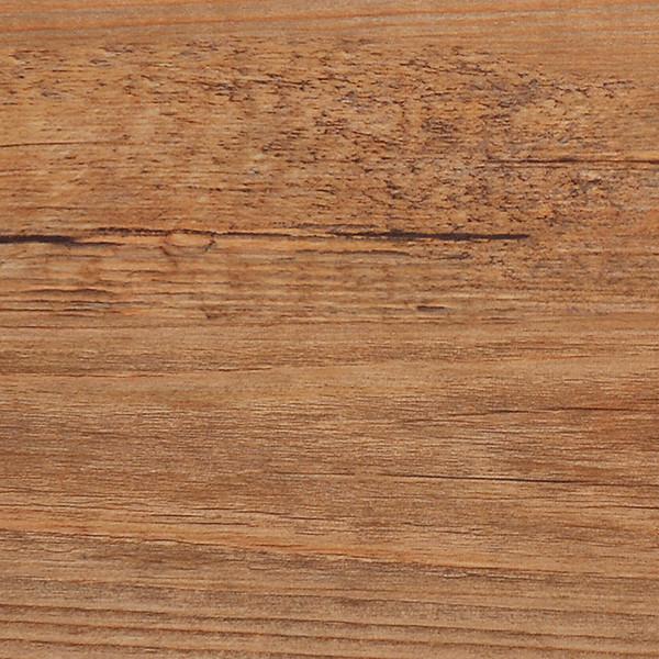 "6""x48"" Vinyl Tile Flooring, Rustic Fallow Oak, Set Of 18."