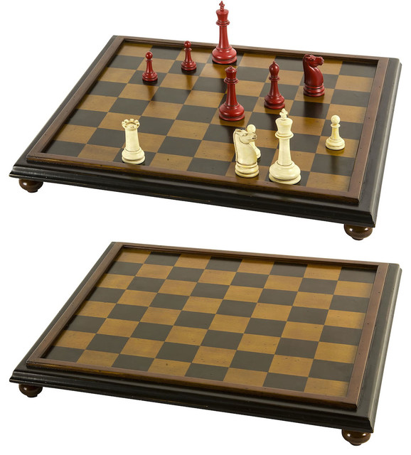 Classic Chess Board View In Your Room Houzz