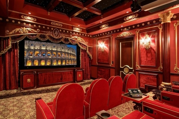 Home Theater Ideas Kansas City By Dyllan Construction