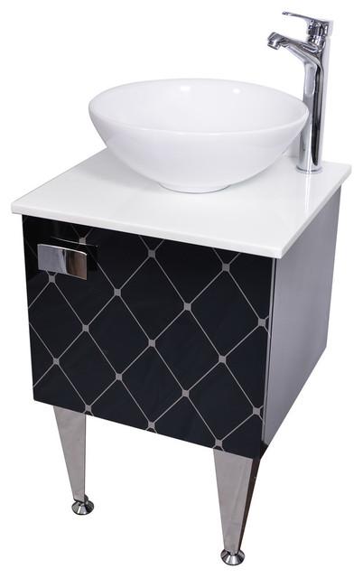 "Ucore 20"" Bathroom Vanity With Facuet."