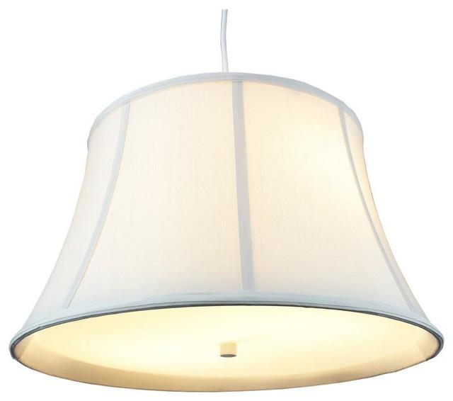 2 light swag plug in pendant with diffuser 1 eggshell 12 asian pendant lighting