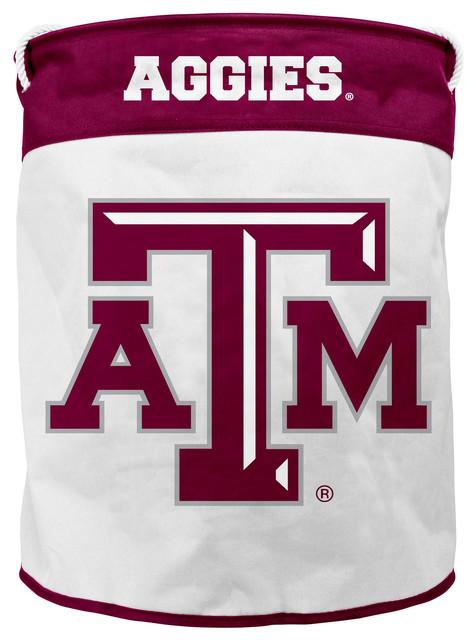 Texas A & M University Canvas Laundry Bag.