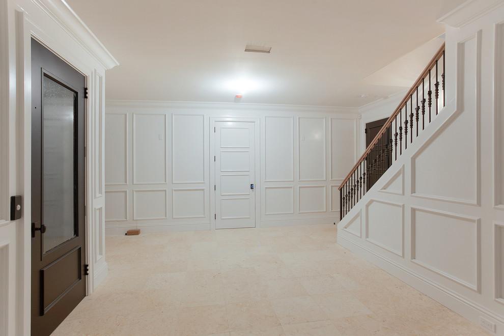Home design - tropical home design idea in Tampa