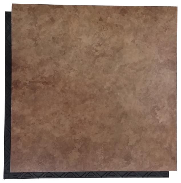 Place N Go Vinyl Floor Tiles Sample Set Of 2 Sonoran