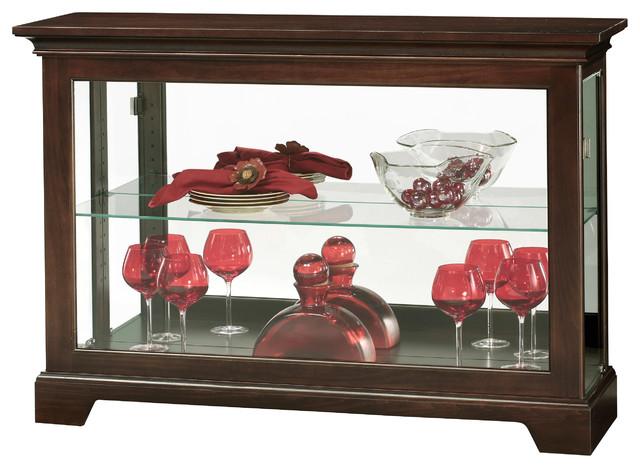 Howard Miller Underhill Iii Curio Cabinet.