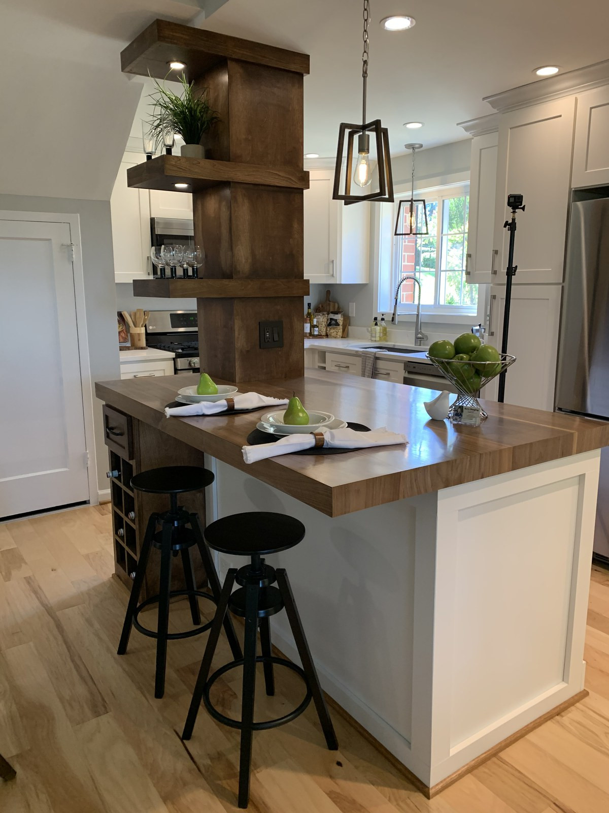 After Kitchen Staging