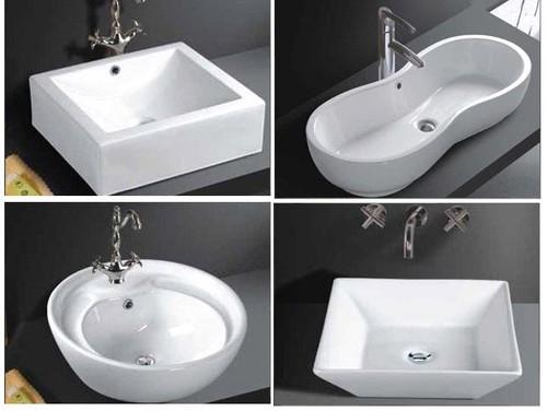 Bathroom Sinks Top Mount nobody does drop-in sink on stone countertop? really?