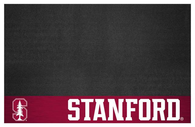 Stanford Cardinals Bbq Grill Mat.