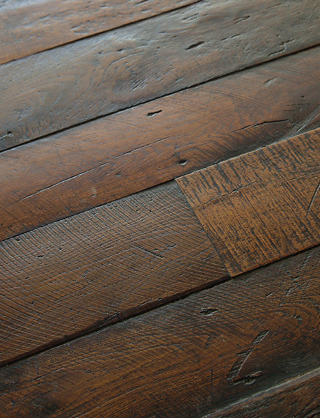 Antique Hardwood Flooring reclaimed wood flooring wide plank floors reclaimed flooring Is The Antique French Oak Large Plank Wood Floor A Red Or White Oak