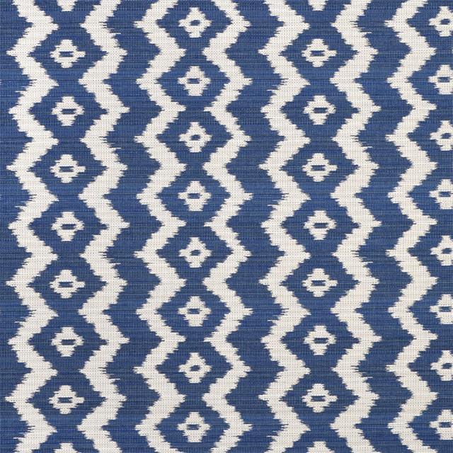 Ralph Lauren Colonsay Ikat Indigo Fabric