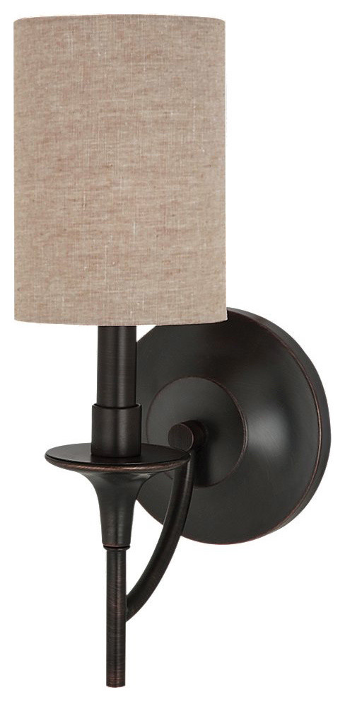 What are measurements for this sconce? What is the height?