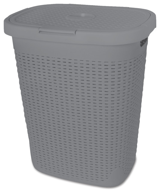 Shop Houzz Superio Brand Palm Luxe Laundry Hamper 1 70
