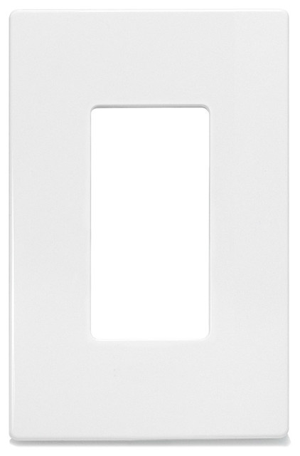 Insteon 2422 222 Screwless Wall Plate Contemporary
