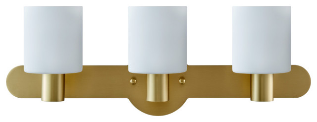 Plumas Triple Sconce Transitional
