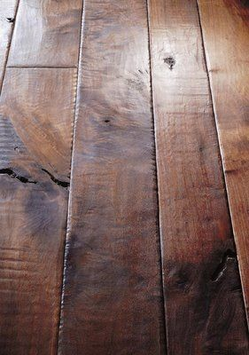 Magnify your interior with eco-friendly reclaimed wood flooring from the  United States. The textures, colors and imperfections will bring warmth and  a sense ...